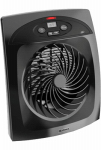 Jarden Consumer-Heater/Hum HEH8044EE-BM Eco-Smart Fan Heater, 1500-Watt