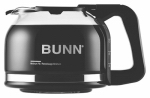 Bunn-O-Matic 49715.0100 Pour-O-Matic Replacement Coffee Carafe, 10-Cup
