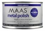 Maas International 91404 Metal Polish, Lavender Scent, 1.1-Lb. Can