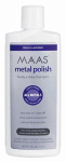 Maas International 91411 Metal Polish, Lavender Scent, 8-oz.