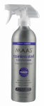 Maas International 92840 Stainless Steel & Chrome Cleaner, Lavender Scent, 18-oz.