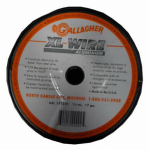 Gallagher North America AXL171320 Electric Fence Wire, 17-Ga. Aluminum, 1320-Ft.