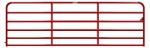 Behlen Country 40120161 16' 6Rail RED Heavy Duty Gate