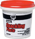 Dap 10200 Spackling Putty, Pre-Mixed, 1/2-Pt.