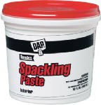 Dap 10204 Quart Spackling Putty