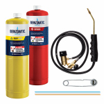 Worthington Cylinder WK5500 WK5500OX Brazing Torch Kit