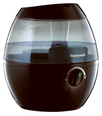Honeywell HUL520BV2 Cool Mist Ultrasonic Humidifier, Black -