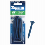 Itw Brands 24180 8PK 1/4x2-1/4 PH Anchor
