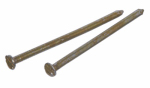 "Hillman Fasteners 461694 75 Pack, 8D x 2-3/8"", Cement Sinker Nails."