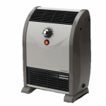Lasko Products 5812 Automatic Airflow Heater, Fan-Forced Circulation