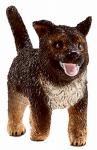 Schleich North America 16832 BRN Germ Shepherd Puppy