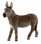 Schleich North America 13772 BRN Donkey