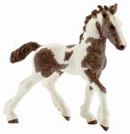 Schleich North America 13774 BRN/WHT Tinker Foal