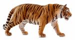 Schleich North America 14729 ORG/BLK Tiger