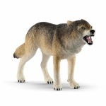 Schleich North America 14741 GRY Wolf Howling