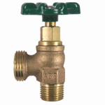 Arrowhead Brass & Plumbing 221LF Boiler Drain, Lead-Free, 1/2-In. MPT
