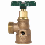 Arrowhead Brass & Plumbing 245LF Evaporative Cooler Faucet, Lead-Free, 3/4-In. Female Hose Connector