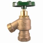 Arrowhead Brass & Plumbing 925LF Garden Valve, Lead-Free, 1/2 & 3/4-In. FPT