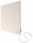 Econo Heat Usa 603 Wall Panel Convection Heater, 400-Watt