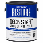 Rust-Oleum 287517 GAL Deck Start Wood or Wooden Prime