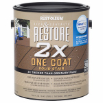 Rust-Oleum 287523 GAL Nev Wet Solid Stain
