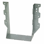 Simpson Strong Tie LUS28-3Z Face Mount Joist Hanger, Triple Double Shear, 18-Ga. Steel, 2 x 8-In.