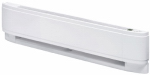 Dimplex North America PC3010W31 Connex Baseboard Heater, Wireless, White, 240-Volt, 1000-Watt, 30-In.