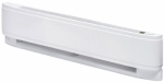 Dimplex North America PC4015W31 Connex Baseboard Heater, Wireless, White, 240-Volt, 1500-Watt, 40-In.
