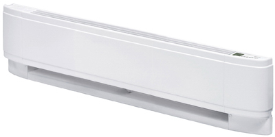 PC4015W31 Connex Baseboard Heater, Wireless, White, 240-Volt