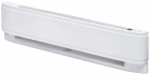 Dimplex North America PC5020W31 Connex Baseboard Heater, Wireless, White, 240-Volt, 2000-Watt, 50-In.