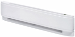 Dimplex North America PC6025W31 Connex Baseboard Heater, Wireless, White, 240-Volt, 2500-Watt, 60-In.