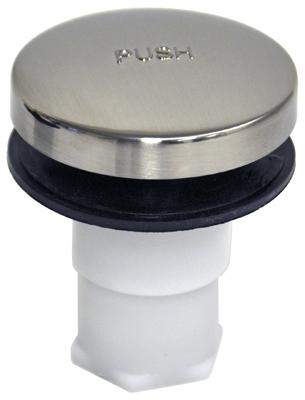 Danco 9D00010755 Tub Drain Stopper, Brushed Nickel