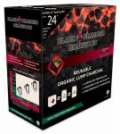 Black Diamond Charwood BD118 Organic Lump Charcoal, Hardwood, 1.18  Cu. Ft.