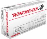 Winchester Ammunition Q4206 50RND 380Auto PSTL Ammo