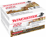 Winchester Ammunition 22LR222HP 222RND 22LR 36 HP Ammo