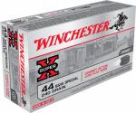 Winchester Ammunition USA44CB 50RND 44 SW PSTL Ammo
