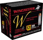 Winchester Ammunition W38SPLD 20RND 38 Spec PSTL Ammo