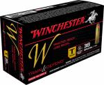 Winchester Ammunition W38SPLT 50RND 38 Spec PSTL Ammo