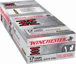 Winchester Ammunition X17HMR1 50RND 17 Horn Rim Ammo