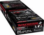 Winchester Ammunition X22LRHLF 50RND 22LR Rim Tin Ammo