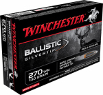 Winchester Ammunition SBST270 Ballistic Silver Tip Centerfire Rifle Ammunition, 20-Ct.