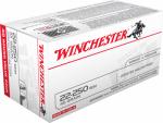 Winchester Ammunition USA222502 40RND 250 Rem RFL Ammo
