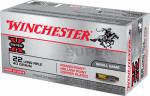 Winchester Ammunition X22LRPP 50RND 22LR Rim Power Ammo