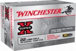 Winchester Ammunition X22LRSUBA 50RND 22LR Rim HP Ammo