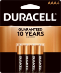 "Duracell Distributing Nc MN2400B4Z 4-Pack  ""AAA"" Alkaline Batteries"
