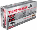 Winchester Ammunition X223LF 20RND 223 Win RFL Ammo