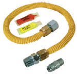 Brass Craft Service Parts PSC1079 Gas Log Installation Kit