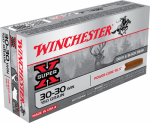 Winchester Ammunition X3030WLF 20RND 30-30Win RFL Ammo