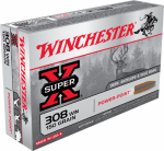 Winchester Ammunition X3085 20RND 308 Win RFL Ammo