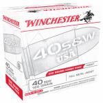 Winchester Ammunition USA40W 200RND 40SW PSTL Ammo